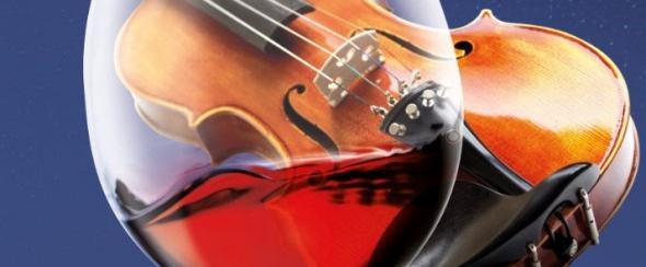un calice, un violino