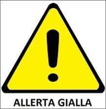 allerta GIALLA